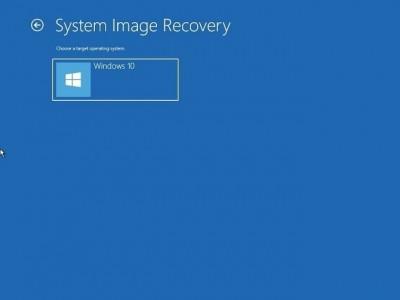 Hướng dẫn sao lưu, khôi phục ổ đĩa trên Windows 10