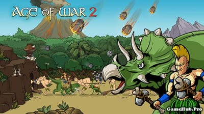 Tải game Age of War 2 - Chiến thuật Mod full tiền Android