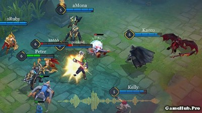Tải game Arena of Valor - Chiến thuật MOBA Android iOS