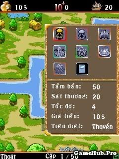 Tải game Bảo Vệ Hải Đảo - Chiến thuật giữ đảo cho Java