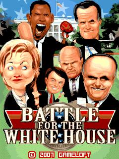 Tải game Battle For The White House - Siêu giải trí Java
