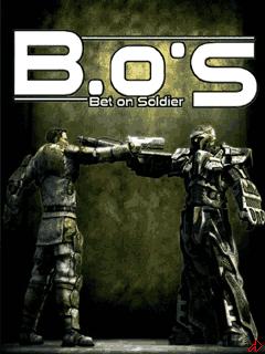 Tải game Bet On Soldier - Hành động bắn súng cho Java