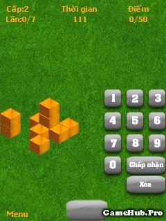 Tải game Đếm gỗ - Giải trí cực khó cho máy Java