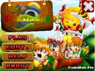 Tải game DragManArds - Chiến thuật diệt Quỷ cho Java
