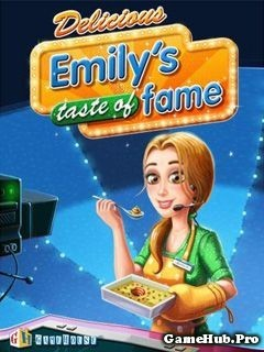Tải game Emilys Taste of Fame - Quán ăn của Emilys
