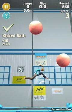 Tải game Flip Master - Nhảy lò xo cực chất cho Android