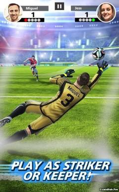 Tải game Football Strike - Kỹ năng sút phạt cho Android