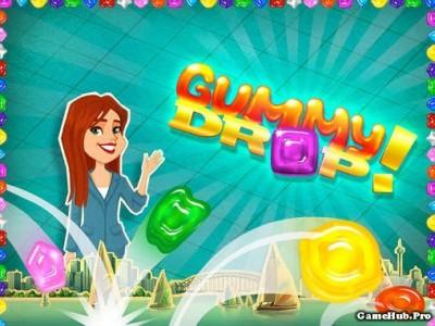 Tải game Gummy Drop - Phá giải câu đố Mod Money Android