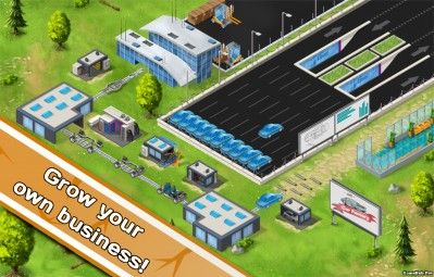 Tải game Idle Car Factory - Hack Full Tiền cho Android