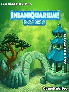 Tải game Insaniquarium Deluxe - Nuôi cá ảo kiếm tiền Java