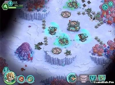 Tải game Iron Marines - Chiến thuật không gian Mod Android