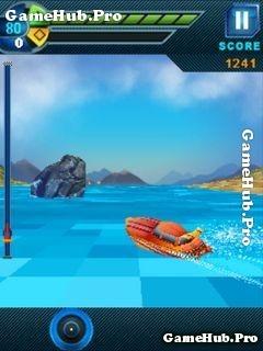 Tải game Jet boat 3D - Đua thuyền 3D cực hay cho Java