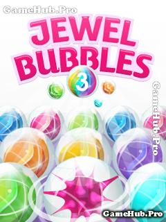 Tải game Jewel Bubbles 3 - Phá kim cương cực hay Java