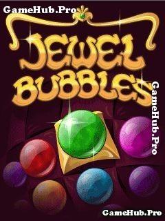 Tải game Jewel Bubbles - Phá vỡ bong bóng ảo diệu Java