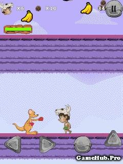 Tải game Jungle Monkey Adventures - Phiêu lưu tựa Mario