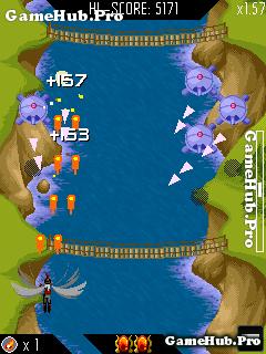 Tải game Mister Hachi - Cuộc chiến bầu trời cho Java