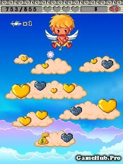 Tải game Mũi tên tình ái - Thu thập trái tim Crack Java