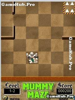 Tải game Mummy Maze - Tìm lối thoát logic cho Java