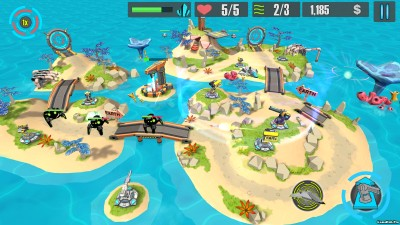 Tải game Oracle Falls - Chiến thuật Hack full tiền Android