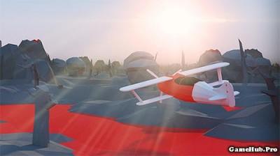 Tải game Overground - điều khiển máy bay cực hay Android