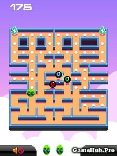 Tải game Pac Wars - Lối chơi huyền thoại cho Java miễn phí