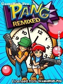 Tải game Pang Remixed - Bắn bong bóng kiểu mới cho Java