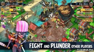 Tải game Plunder Pirates - Chiến thuật phiêu lưu Android