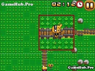 Tải game Railway Rush - Trí tuệ logic siêu khó cho Java