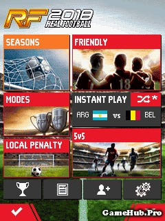[SP Hack] Real Football 2018 Hack 999999999 Tiền By Bakuryu