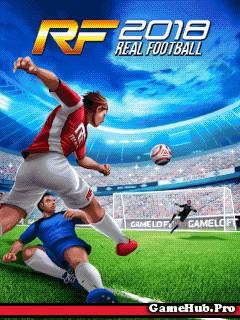 Tải game Real Football 2018 - Đá bóng Tiếng Việt cho Java