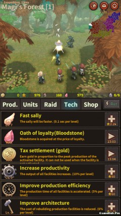 Tải game Reda Chronicle - Nhập vai Mod Money Android