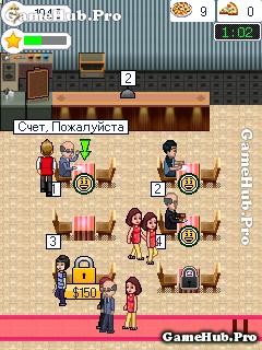 Tải game Restaurant Tycoon - Kinh doanh nhà hàng Java