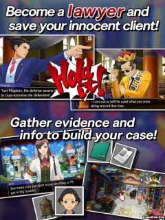 Tải game Spirit of Justice - Phiêu lưu phán xét cho Android