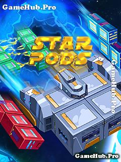 Tải game Star Pods - Xếp hình cứu hành tinh cho Java