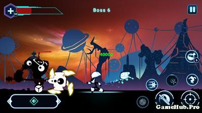 Tải game Stickman Ghost 2 - Cuộc chiến Không Gian Android