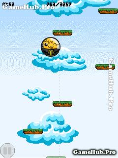 Tải game Tako Jump - Quả bóng Tako phiêu lưu cho Java