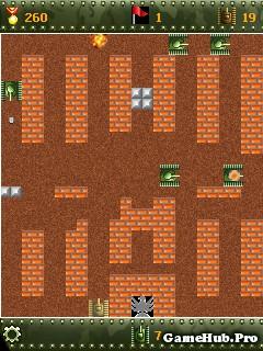 Tải game Tank J - Bắn xe tank huyền thoại đã crack Java