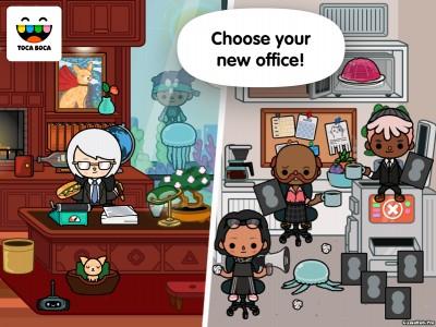 Tải game Toca Life Office - Nhập vai cho máy Android