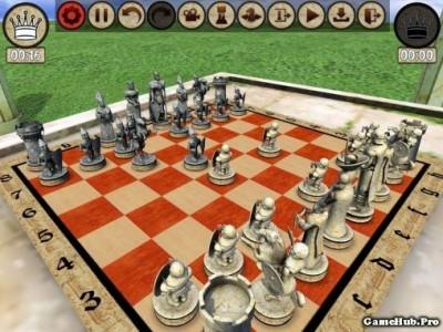 Tải game Warrior Chess - Chơi cờ vua đồ họa đẹp Android