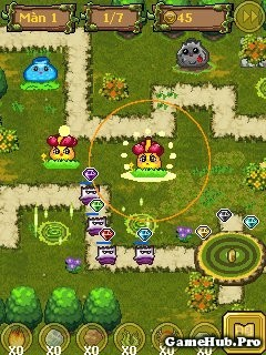 Tải game Xứ Sở Nấm Lùn - Chiến thuật Crack cho Java