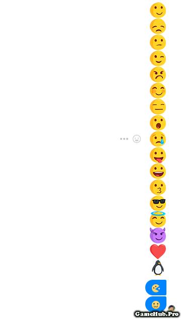 Thủ thuật định dạng văn bản khi chat trên Messenger