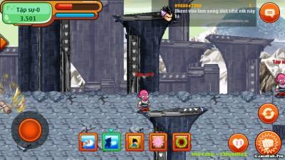 Thủ thuật UP Yardrat hay nhất trong Ngọc Rồng Online