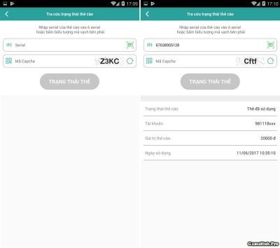 Viettel: Cách kiểm tra thẻ cào điện thoại trước khi mua