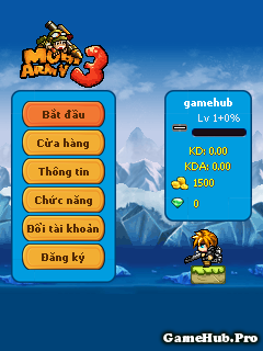 Tải Game Mobi Army 3 Online - Army3 Bản Mới Nhất