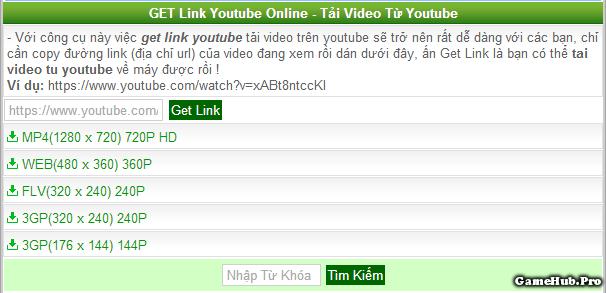 Thủ Thuật Tải Video Trên Youtube Nhanh Nhất