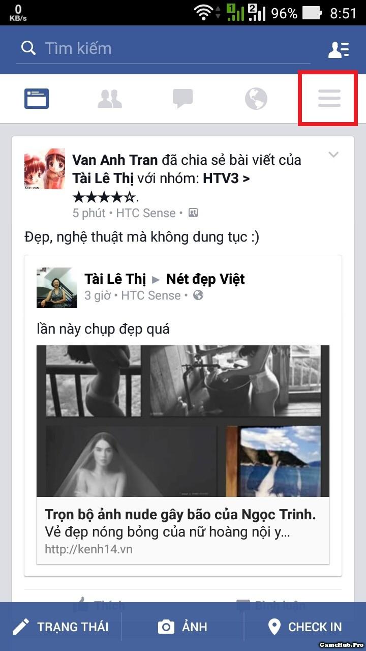 Thủ thuật chặn lời mời chơi game Vĩnh Viễn trên Facebook