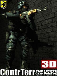 Tải Game 3D Contr Terrorism - Bắn Súng 3D Chất Cho Java