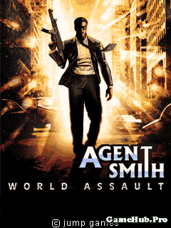 Tải Game Agent Smith World Assault Cho Java miễn phí