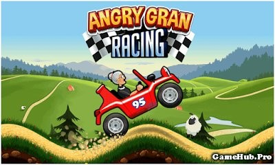 Tải Game Angry Gran Racing Hack Tiền Cho Android