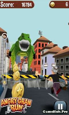 Tải Game Angry Gran Run Hack Full Tiền Cho Android